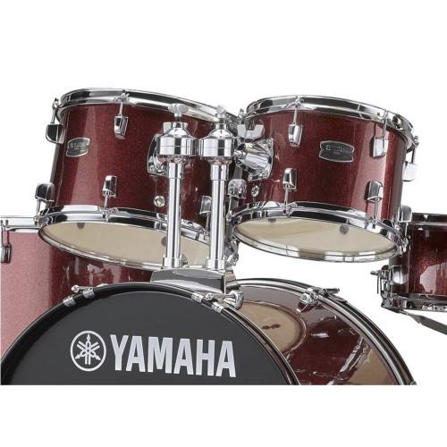 Yamaha Rydeen Burgundy Glitter