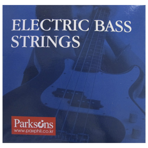 Зображення струн для бас-гітари – Parksons SB4095 – Front Side View | Leader Promusic