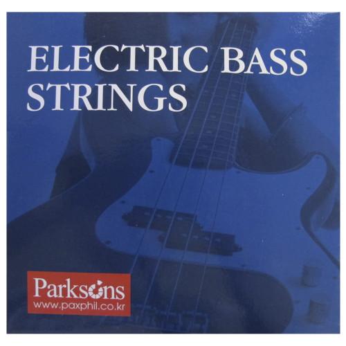 Зображення струн для бас-гітари – Parksons SB45105 – Front Side View | Leader Promusic